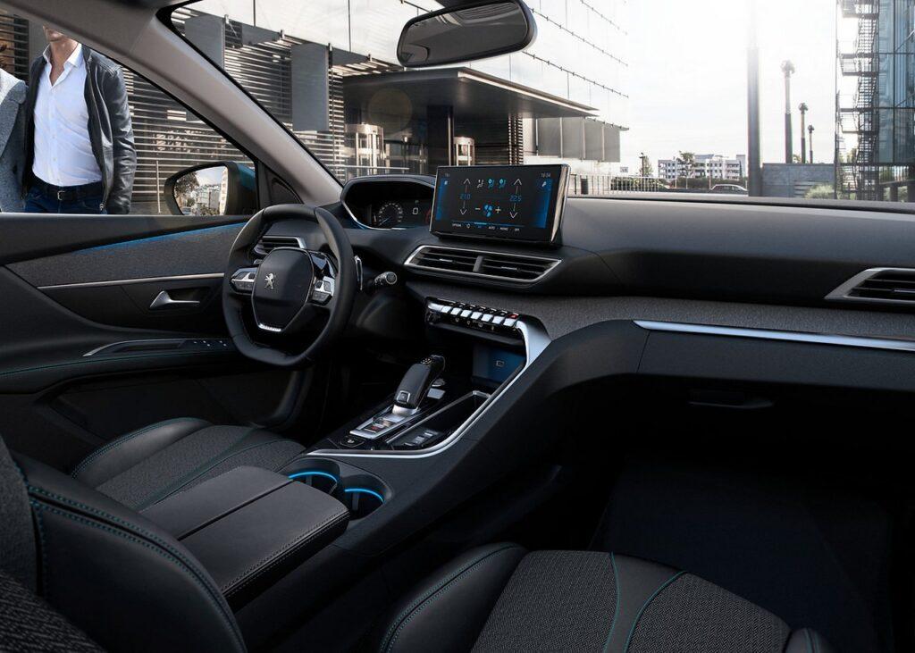 Peugeot 3008 2020: si è evoluto anche l'i-Cockpit sul nuovo SUV