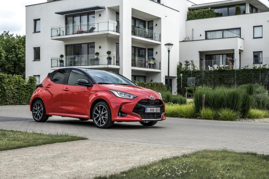 Toyota Yaris 2020: cinque stelle nel nuovo test EuroNCAP [VIDEO]