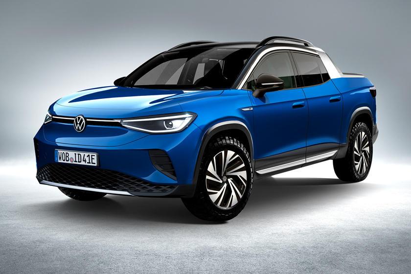 Volkswagen ID.4: e se il SUV elettrico diventasse un pick-up? [RENDER]