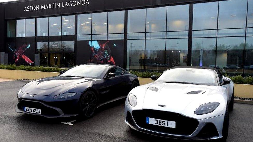Mercedes vuole aumentare la sua partecipazione in Aston Martin