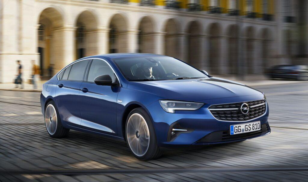 Opel Insignia 2020: nuovi motori in arrivo per il mercato europeo
