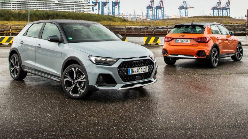 Audi A1 2021: nuovo infotainment e nuovi motori