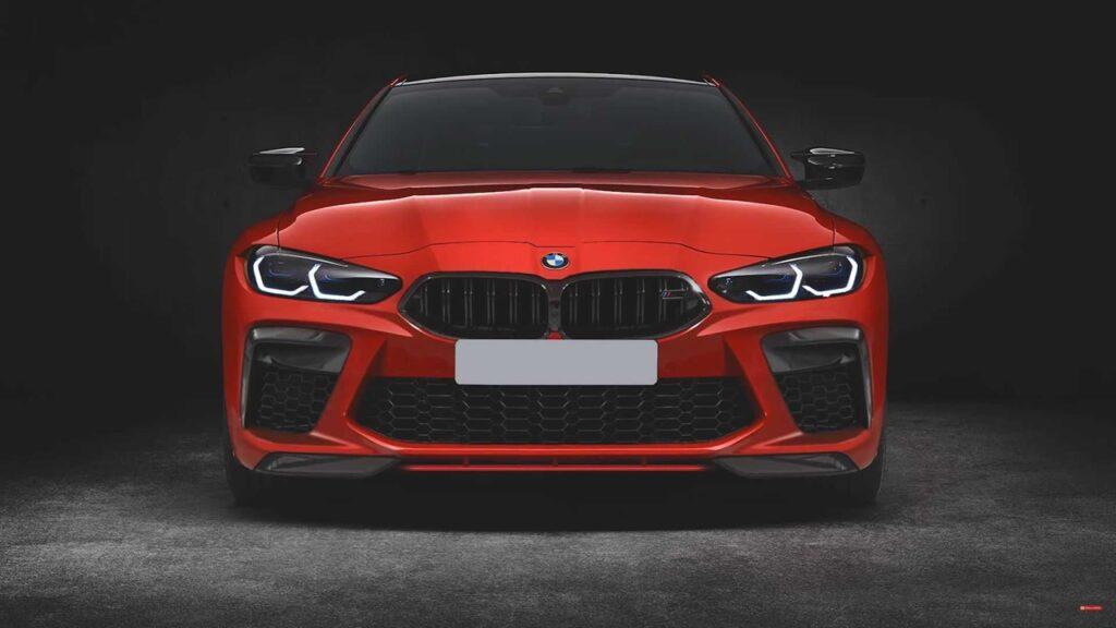BMW M4 2021: il doppio rene giusto per lei con il tuning di Prior Design [VIDEO]