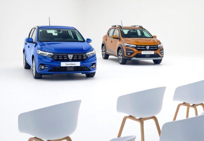 Nuova Dacia Sandero e Sandero Stepway: Francesco Fontana Giusti ci svela le novità [VIDEO]