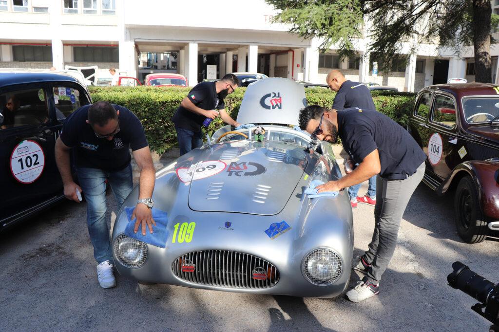 Targa Florio Classica 2020: MaFra è sponsor ufficiale