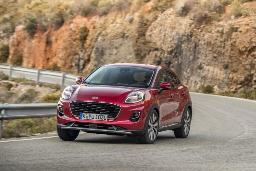 Ford Puma: offerte e promozioni di ottobre 2020. I dettagli e prezzo scontato