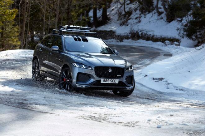 Jaguar Land Rover: come viene ridotto il rumore nell'abitacolo