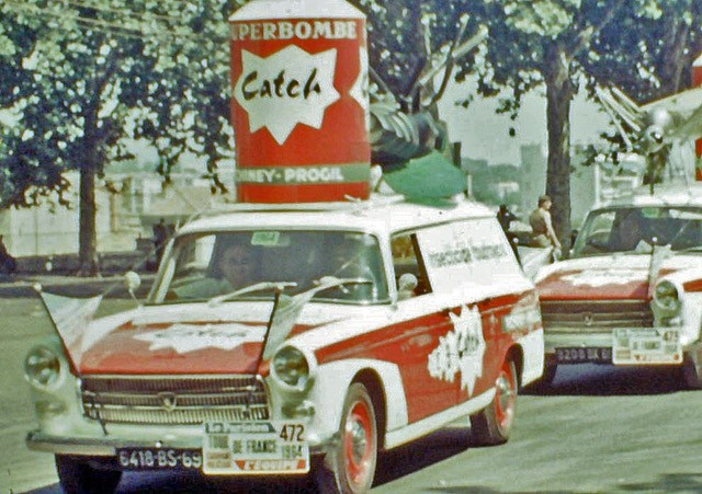Peugeot e la sua storia al Tour de France