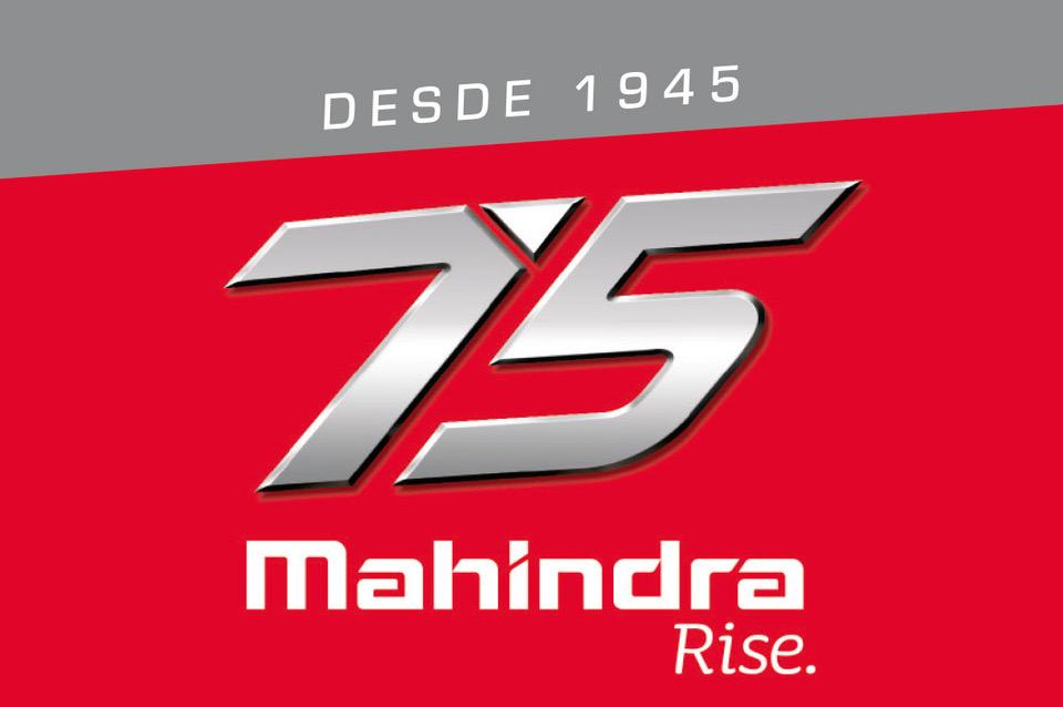 Mahindra: un logo speciale per festeggiare i 75 anni