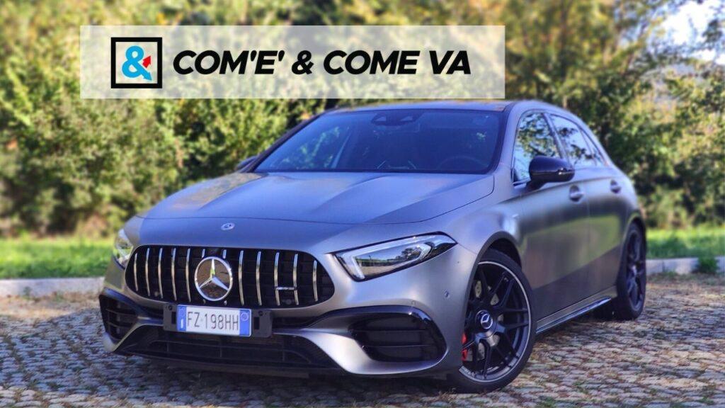 Mercedes A45s AMG 2020 - Come Va