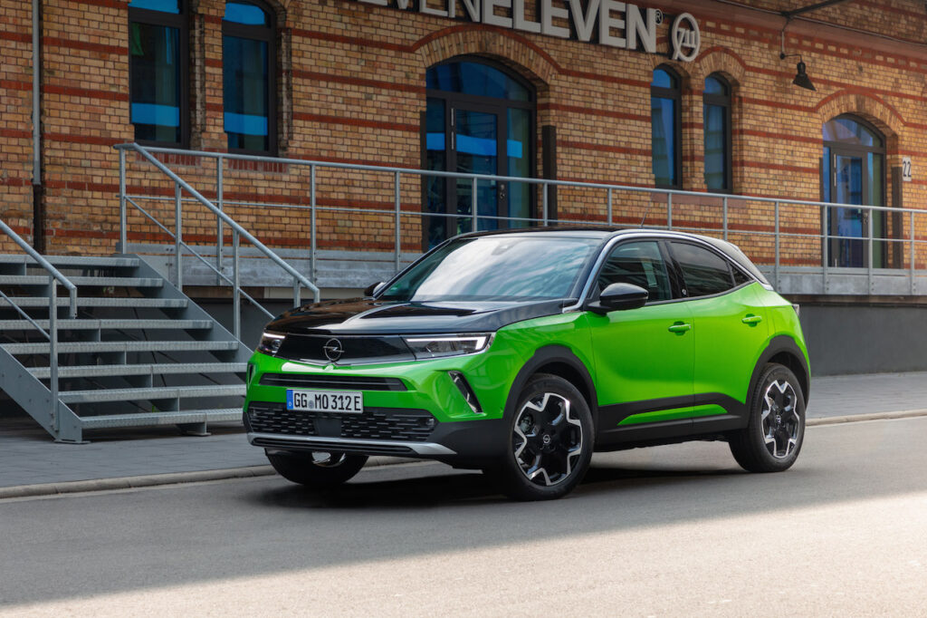 Opel Mokka 2021: anteprima italiana al MiMo 2020