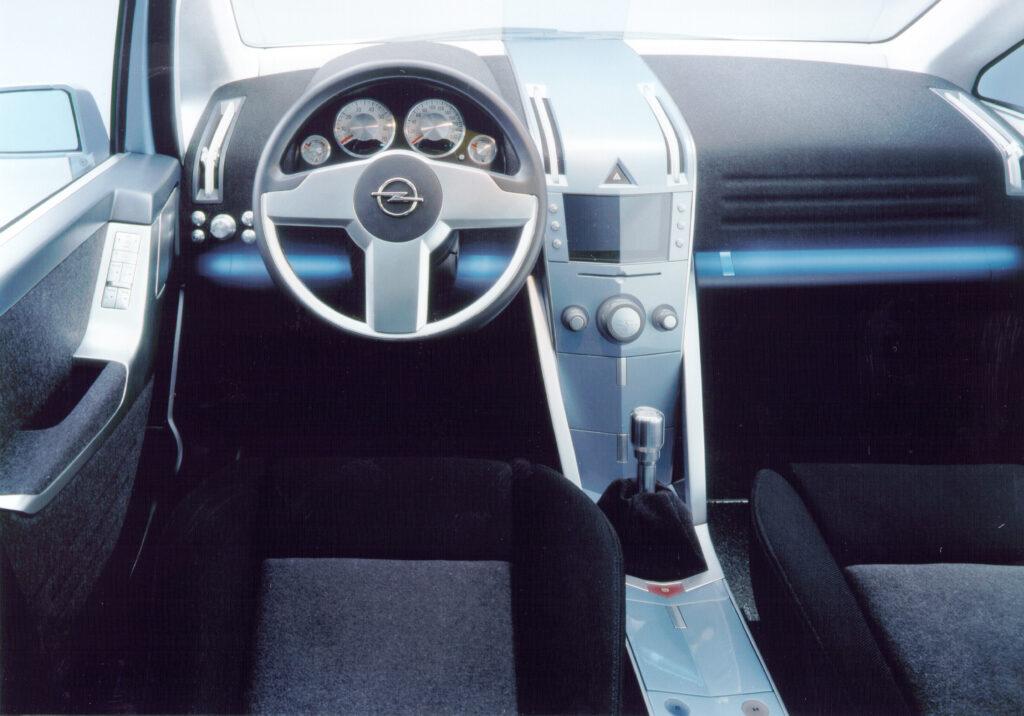 Opel Zafira Snowtrekker: concept car del passato con la trazione integrale