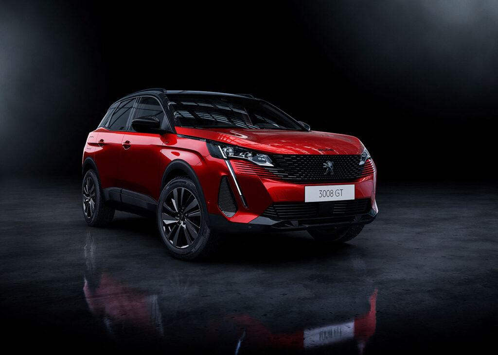 Peugeot 3008 e 5008 2021: i SUV del Leone portatori sani d'innovazione