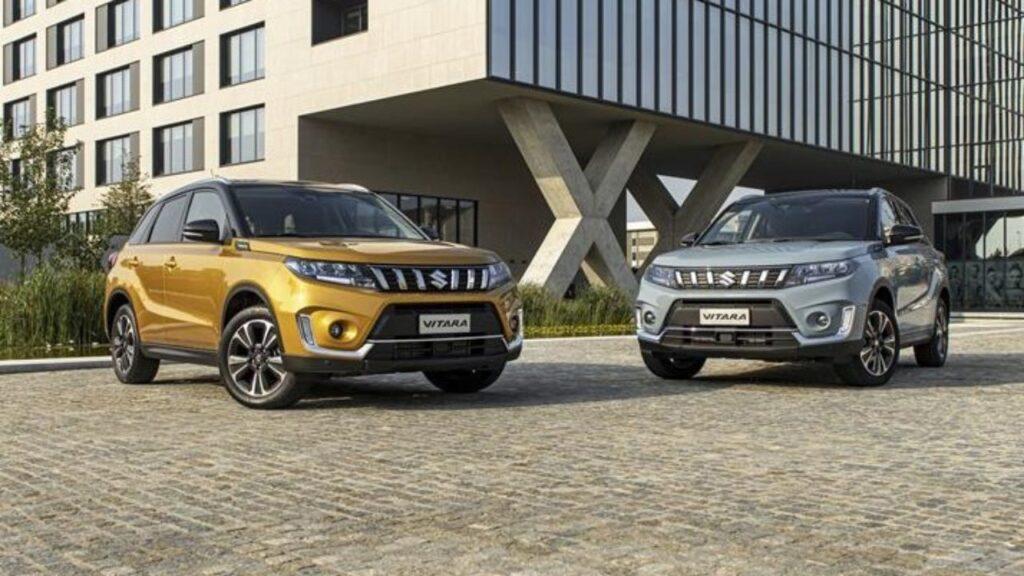 Suzuki Vitara Hybrid e S-Cross Hybrid: Porte Aperte sabato 17 e domenica 18 ottobre