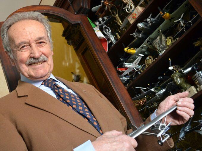 Addio ad Aldo Brovarone: il noto designer italiano si è spento a 94 anni
