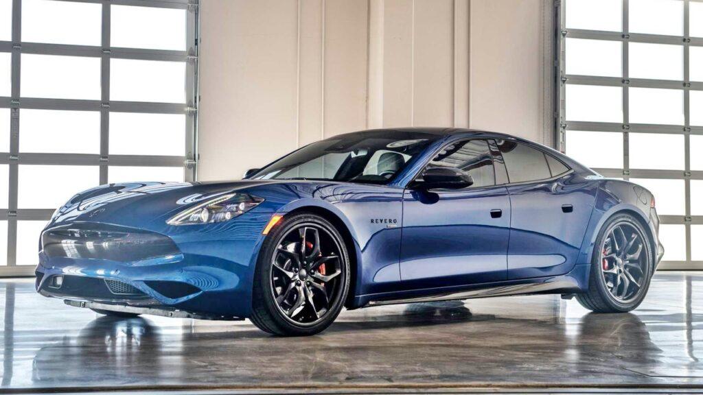 Karma Revero: svelati i prezzi per l'Italia della super berlina anti Tesla Model S