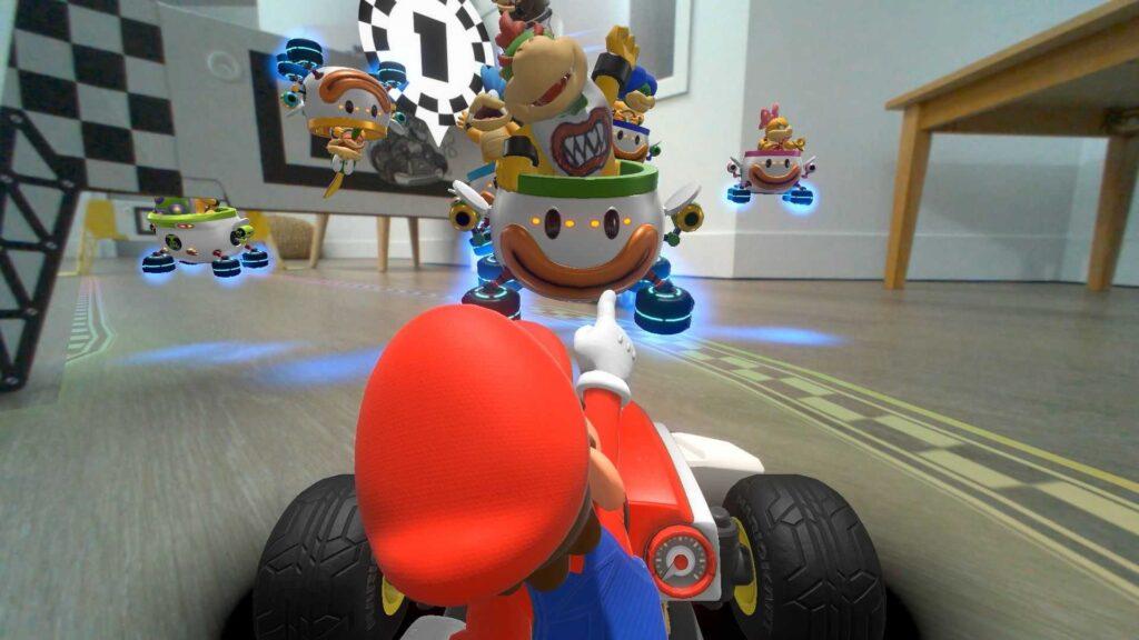 Mario Kart Live Home Circuit: la grande novità della realtà aumentata [TRAILER]