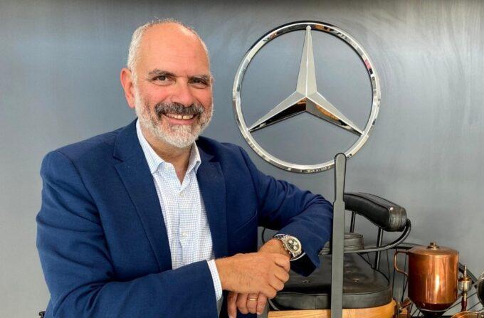 Mercedes-Benz Italia: Eugenio Blasetti nominato responsabile degli affari esterni e politiche pubbliche