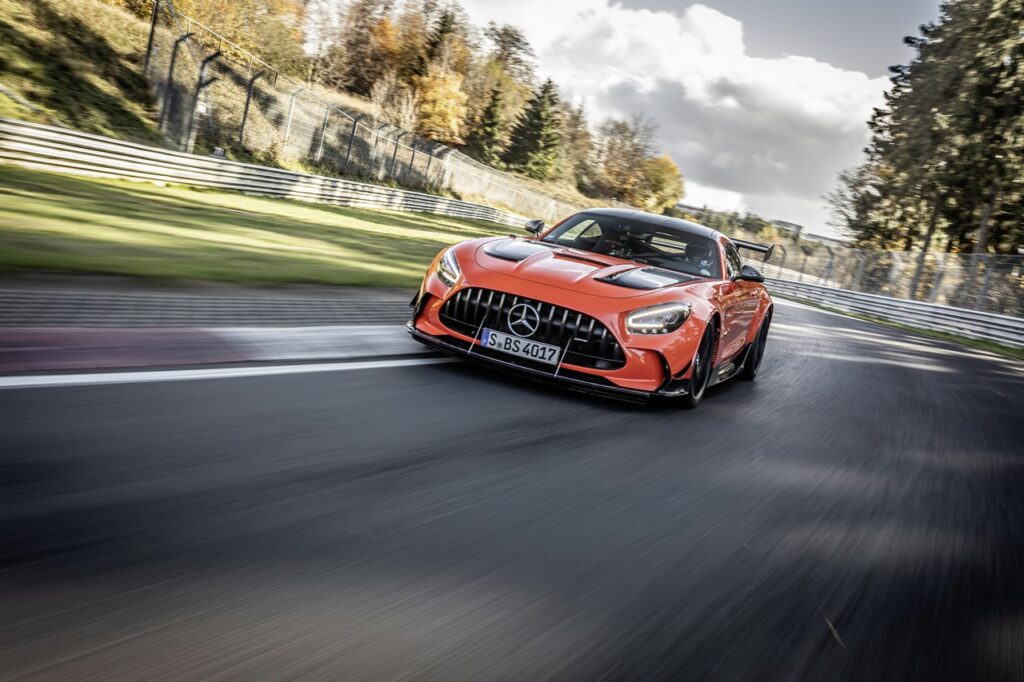 Mercedes-AMG GT Black Series: è nuovo record al Nurburgring [VIDEO]