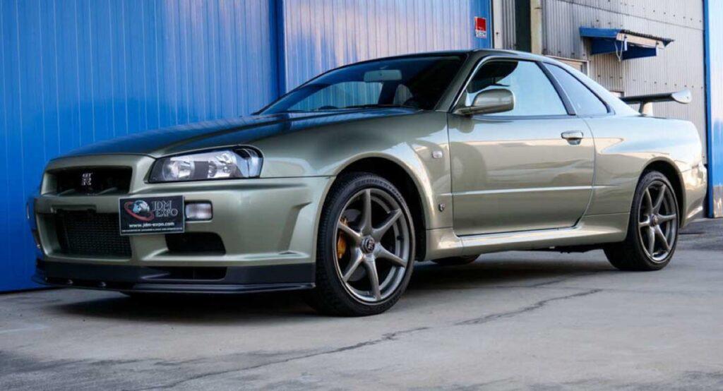 Nissan Skyline GT-R V-Spec II Nur: in vendita alla cifra folle di circa 500 mila dollari