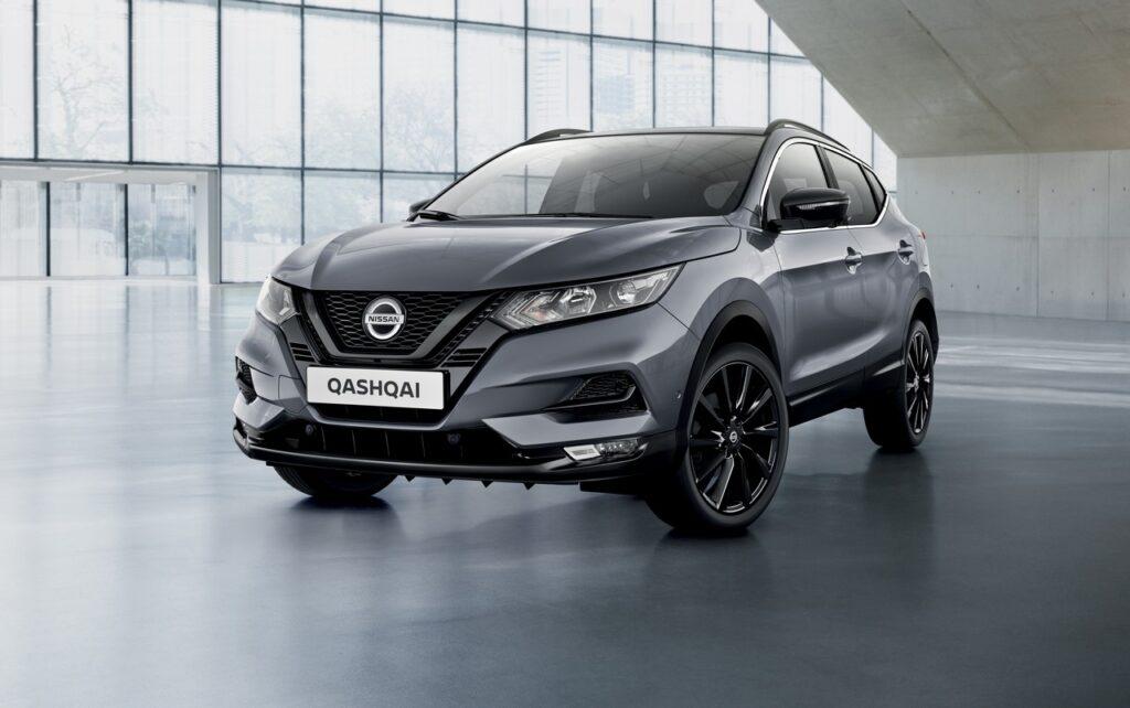 Nissan Qashqai: c'è la nuova versione N-Tec Start
