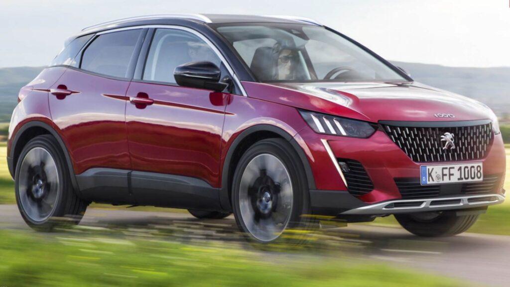 Peugeot 1008: in vista un nuovo crossover, anche elettrico