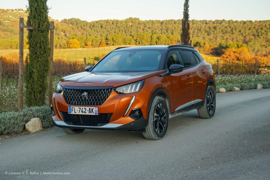 Auto Europa 2021: trionfa la Peugeot 2008 [VIDEO]
