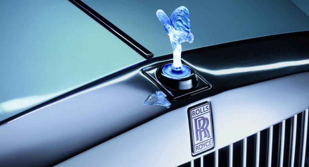 Rolls-Royce: l'Unione Europea intende rimuovere la statuetta illuminata da tutti i modelli