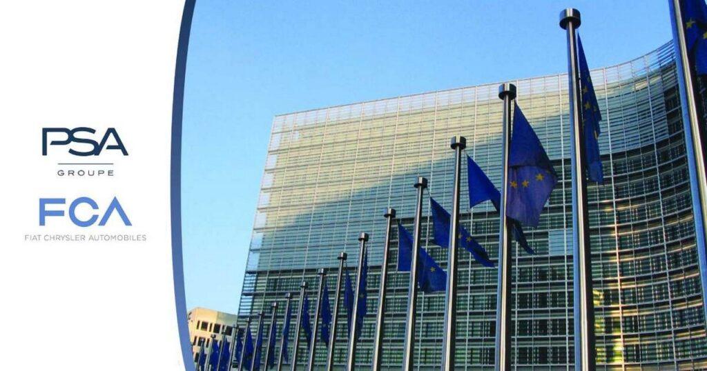 Fusione FCA-PSA: decide la Commissione Europea entro febbraio 2021