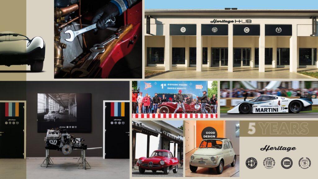 FCA Heritage - cinque anni