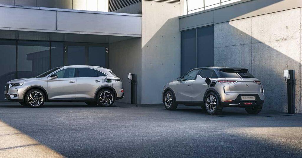 DS: solo auto elettriche e ibride in Inghilterra dal 2030