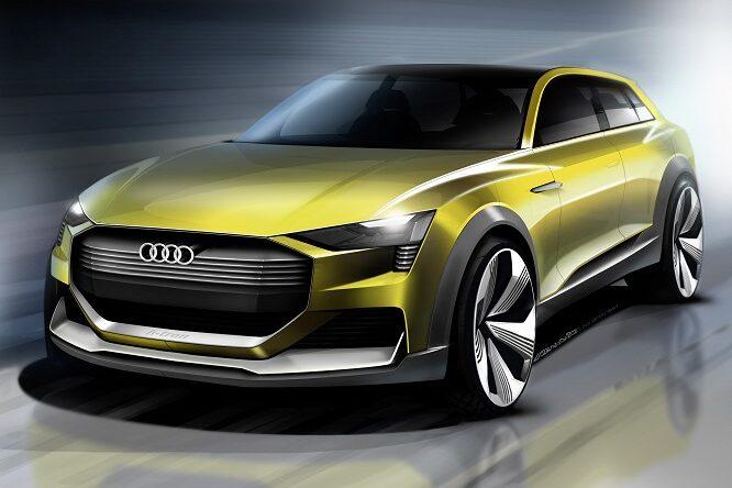 Volkswagen Landjet: la futura ammiraglia SUV tra Porsche, Bentley e Audi