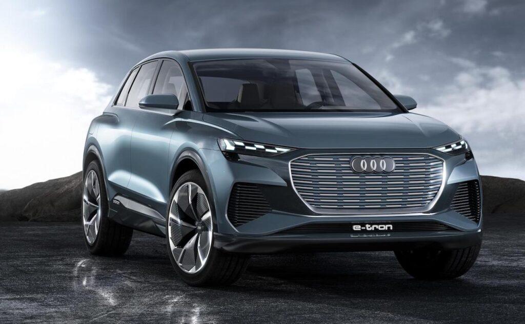 Audi Q4 e-tron 2021: via alle prenotazioni del SUV compatto elettrico