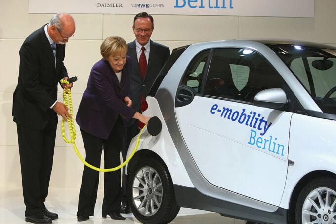 Incentivi auto elettrificate: in Germania deciso il prolungamento fino al 2025