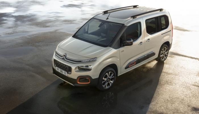 Citroën Berlingo: il multispazio funzionale rinnova la sua gamma