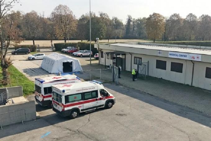 Covid-19, il centro medico dell'Autodromo di Monza messo a disposizione degli ospedali