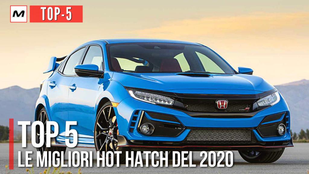 TOP 5   Le migliori Hot Hatch del 2020 [VIDEO]