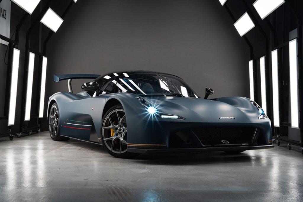 Dallara Stradale Garage Italia