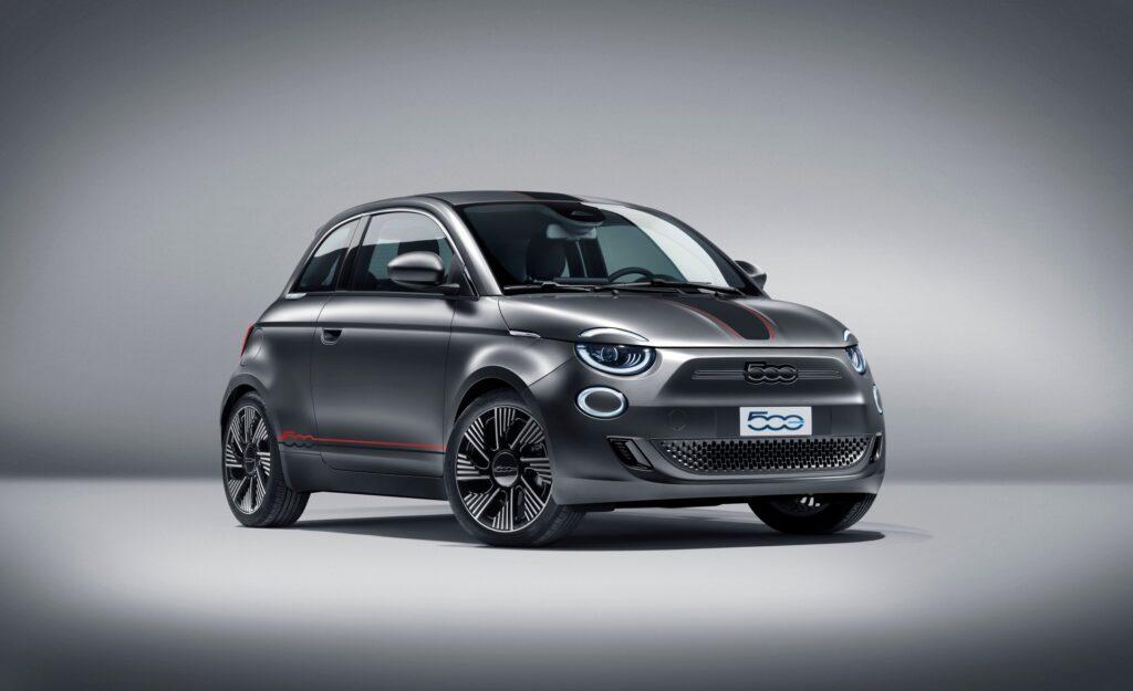 Fiat 500 elettrica Mopar 2020