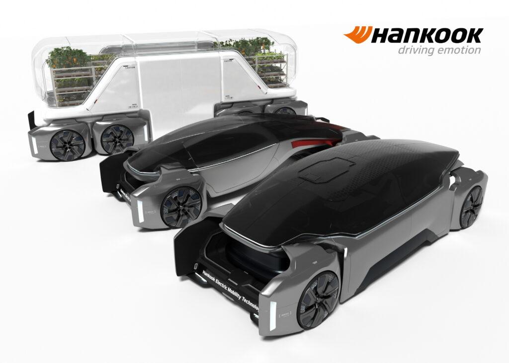 """Hankook, pneumatici e mobilità del futuro col progetto """"Design Innovation 2020"""" [VIDEO]"""