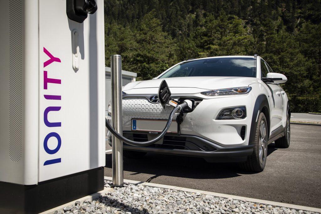Hyundai e Kia: ecco la partnership con Ionity
