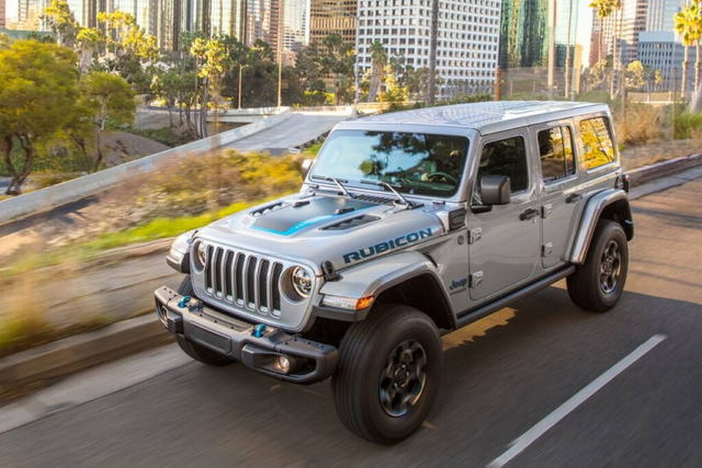 Jeep vuole diventare il Brand di SUV più green al mondo