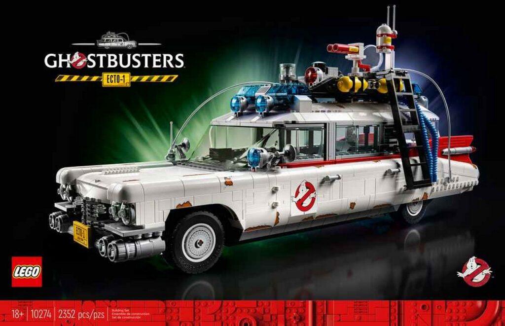 LEGO Ghostbuster ECTO-1 gallery
