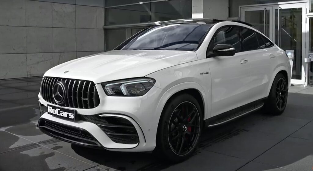 Mercedes GLE 63 S AMG 2021: che SOUND mostruoso il super SUV da 612 CV e 850 Nm [VIDEO]