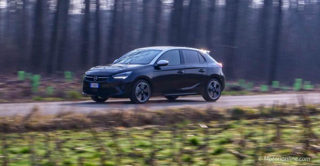 Opel Corsa GS Line + Pack: a listino il nuovo allestimento top di gamma