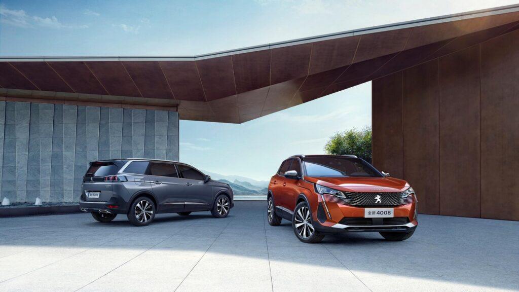 Peugeot Salone di Guangzhou 2020
