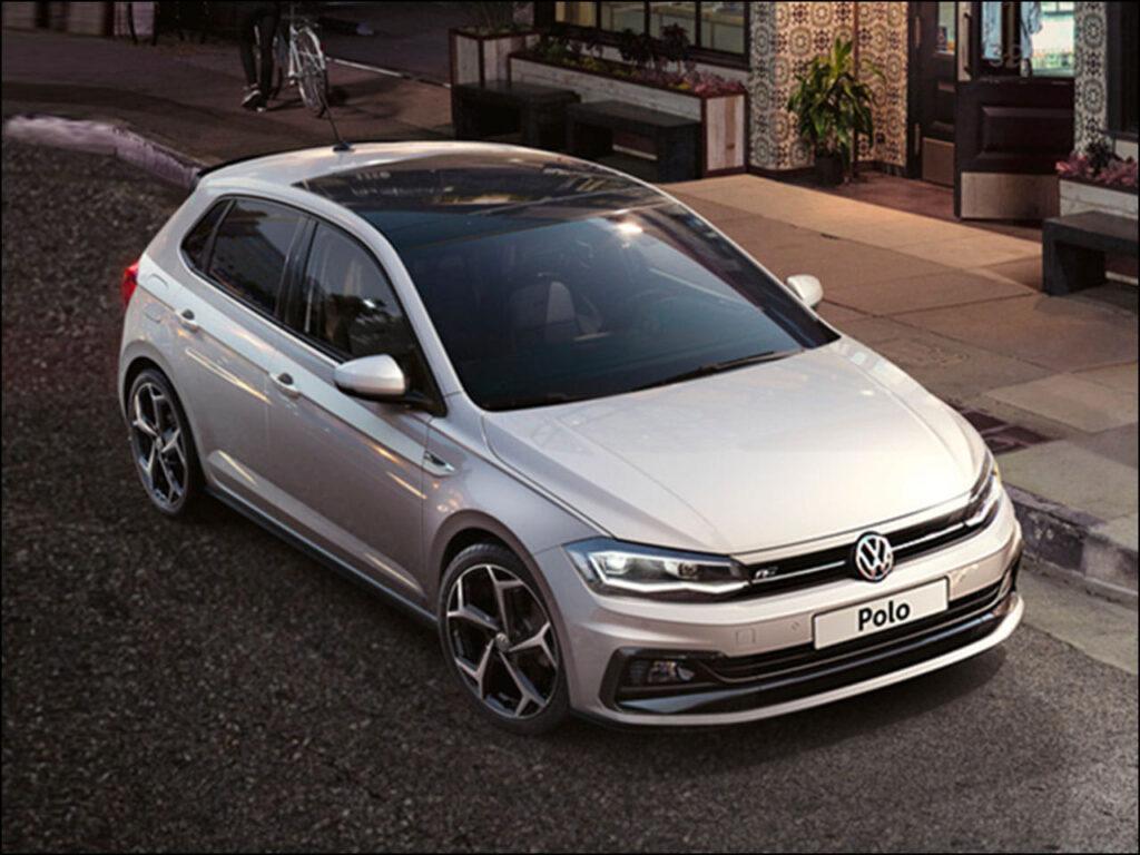 Volkswagen Polo in promozione da 99 € al mese