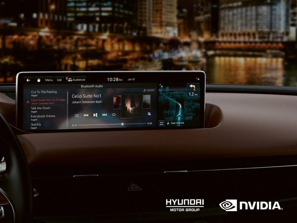 Hyundai e Nvidia: le nuove auto saranno tecnologicamente avanzate e…