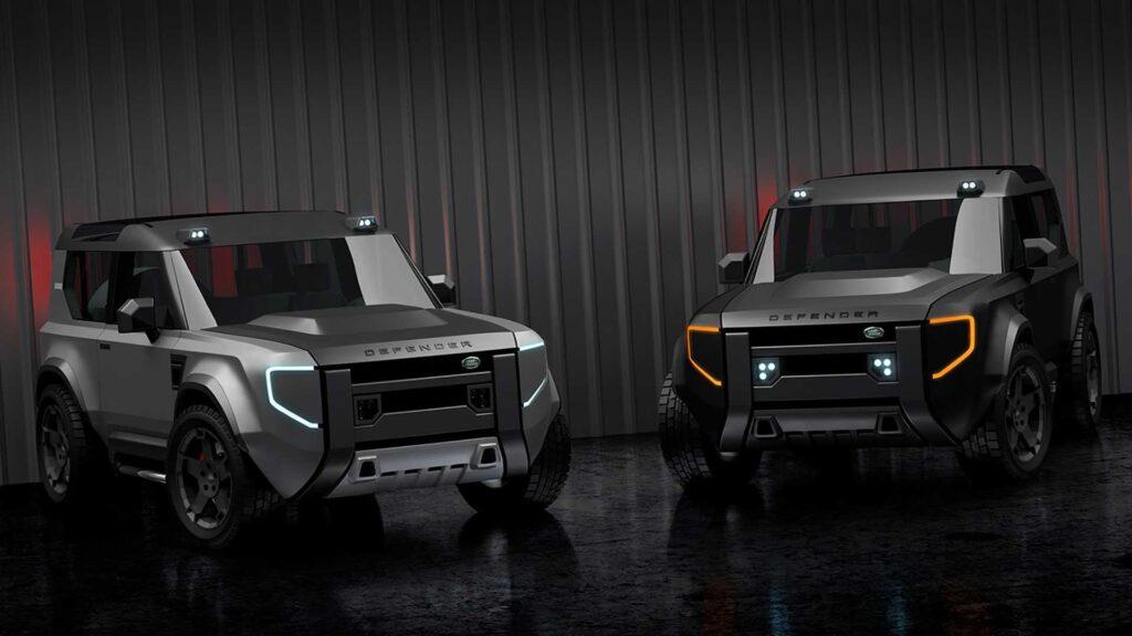 Una piccola Land Rover Defender 2022: prezzo e uscita