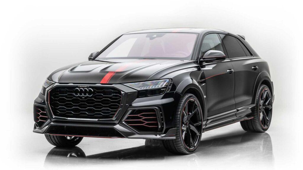 Audi RS Q8 Mansory 2020